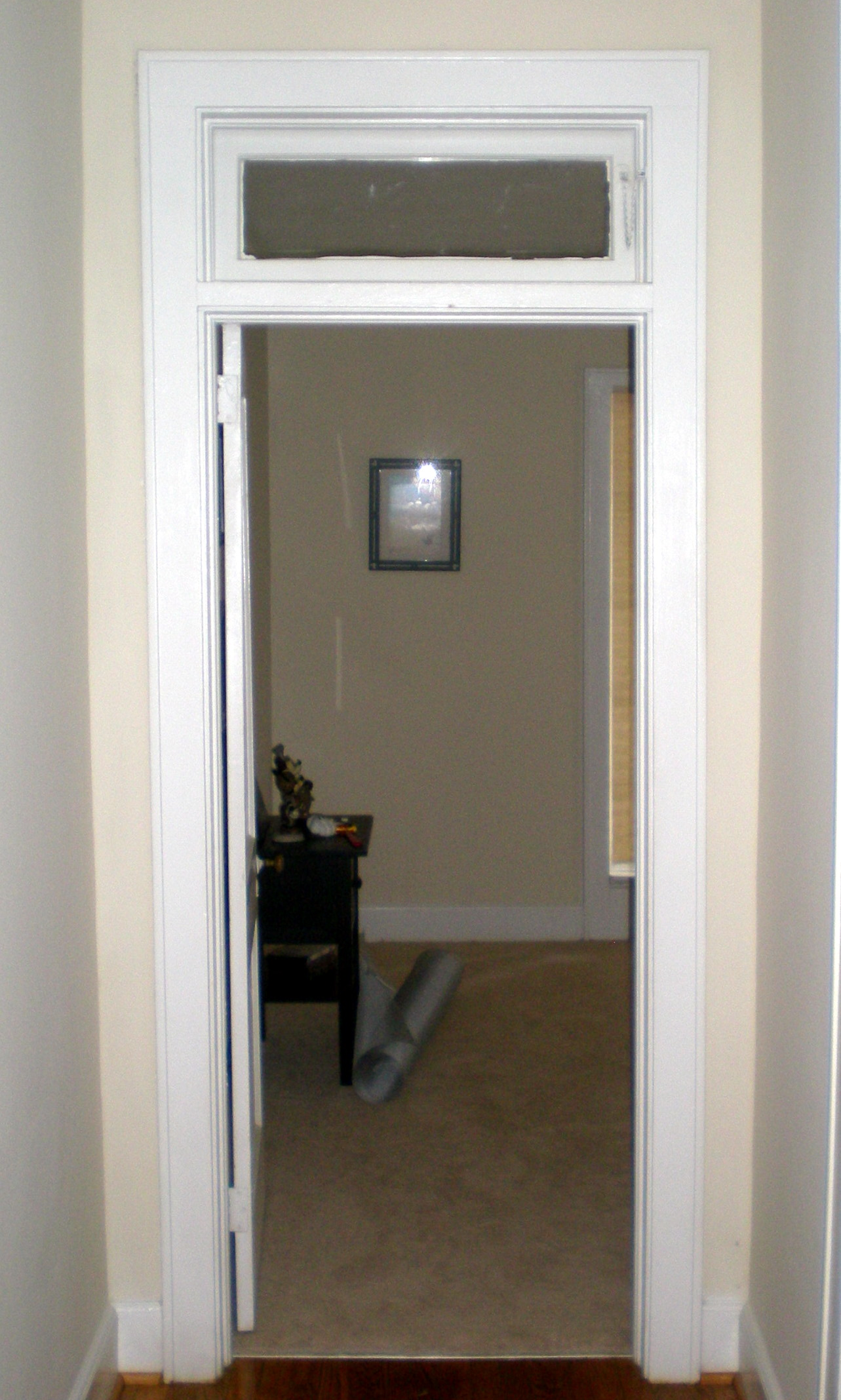 Awesome Door With Transom Window