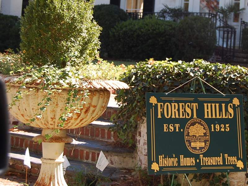 Forest Hills Columbia SC